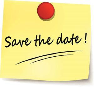 Save the date! – NAIRO Annual General Meeting (AGM): Friday 24th April 2020
